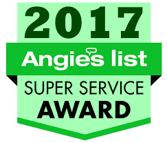 Angies List Super Super Service Award